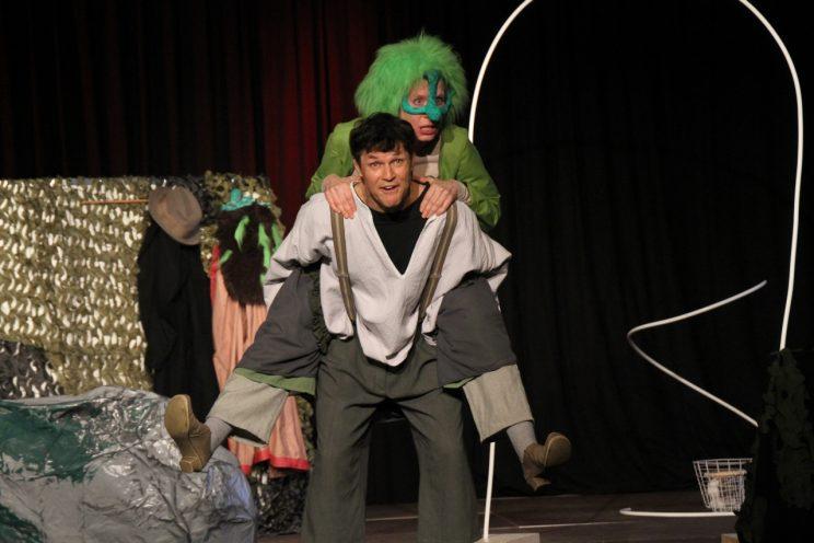 Kindertheater Klassiker, Peer und Gynt, von Paul Maar